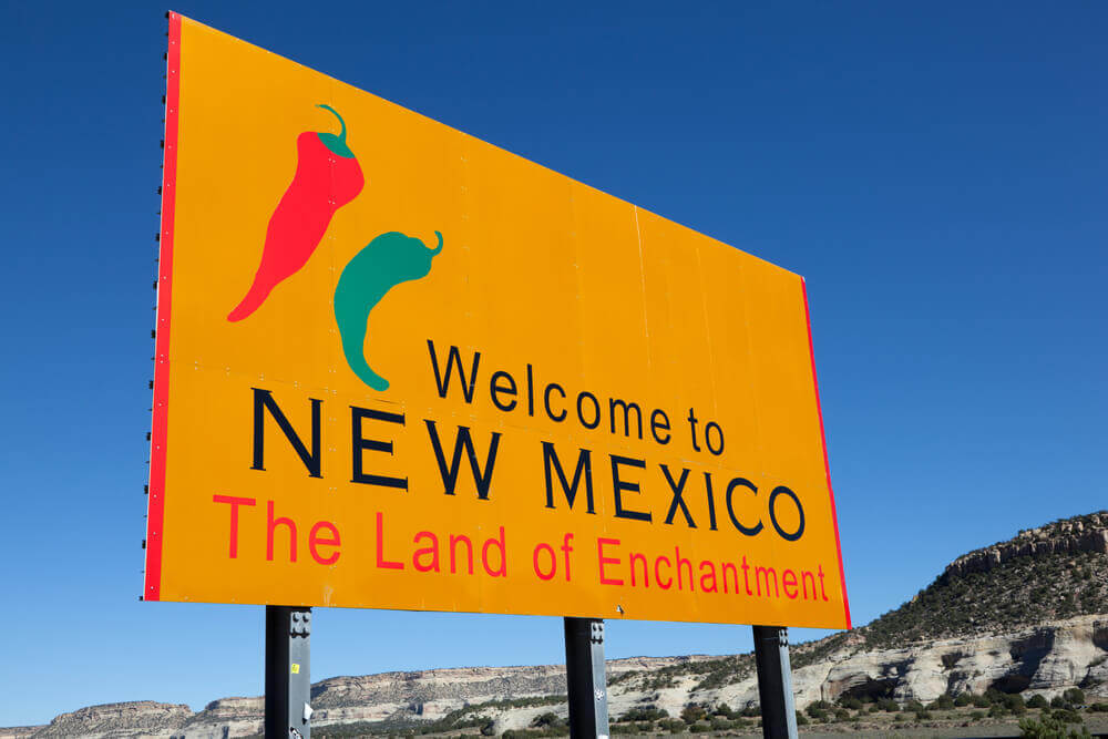 New Mexico Residency Expat Tax Return